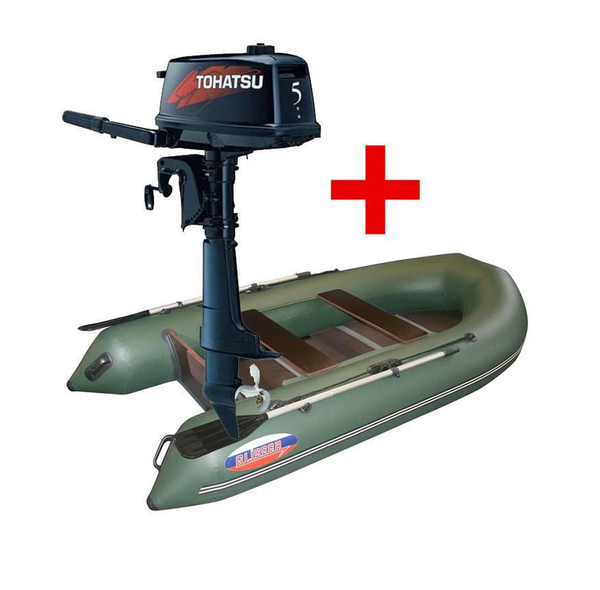 лодки глиссер 290