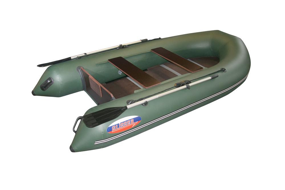 Лучшие одноместные лодки ПВХ